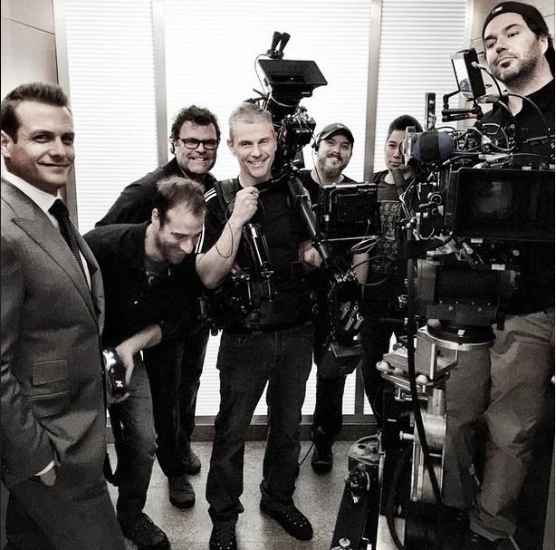 Gabriel macht in 'Suits' Season 5