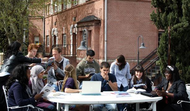 Diversity on campus
