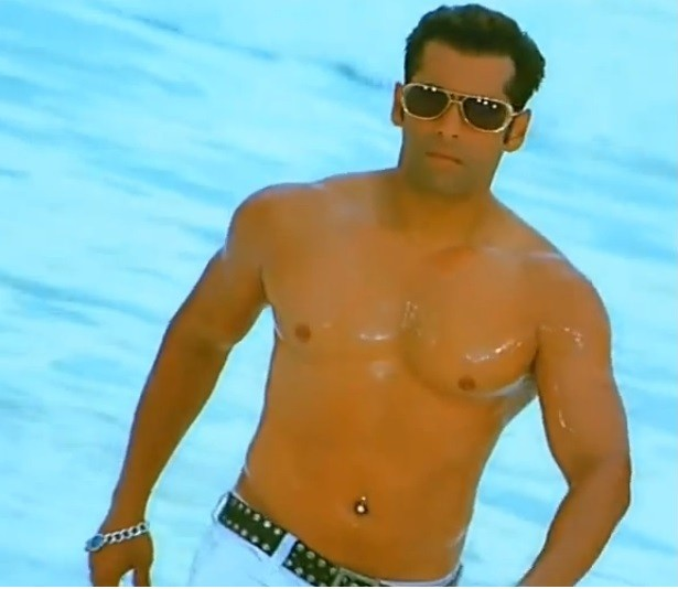 Salman Khan in Partner