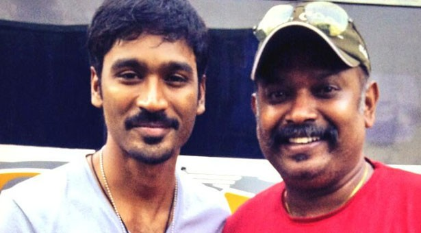 Venkat Prabhu and Dhanush