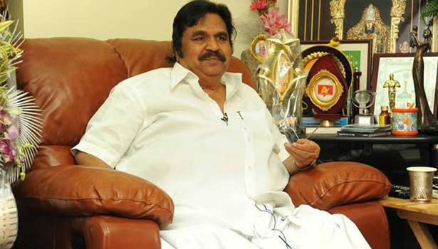 Film director Dasari Narayana Rao passes away