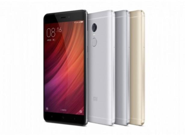 Thông số kỹ thuật của Xiaomi Redmi Note 4 vừa ra mắt