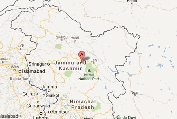 Mild Earthquake Hits J&K Ladakh Region, No Casualties Reported