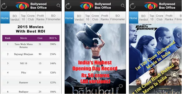 Box office collection top free android apps to get your news analysis earnings on the go - Box office collection news ...