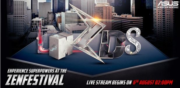 Asus ZenFestival 2015 Live Stream: Where to Watch New Zenfone 2 Models Unveiling Online