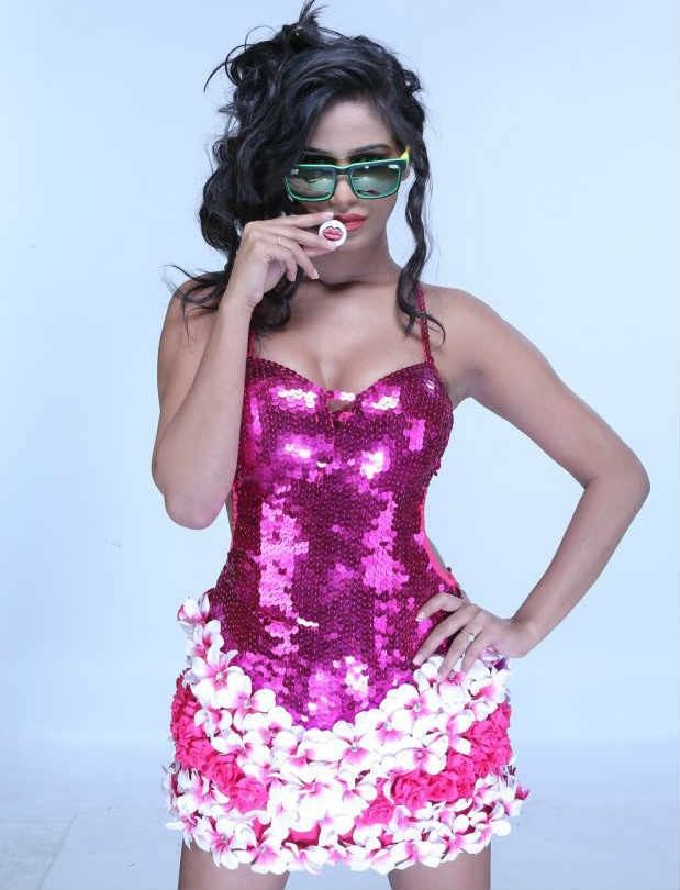 Poonam Pandey in Malini & Co