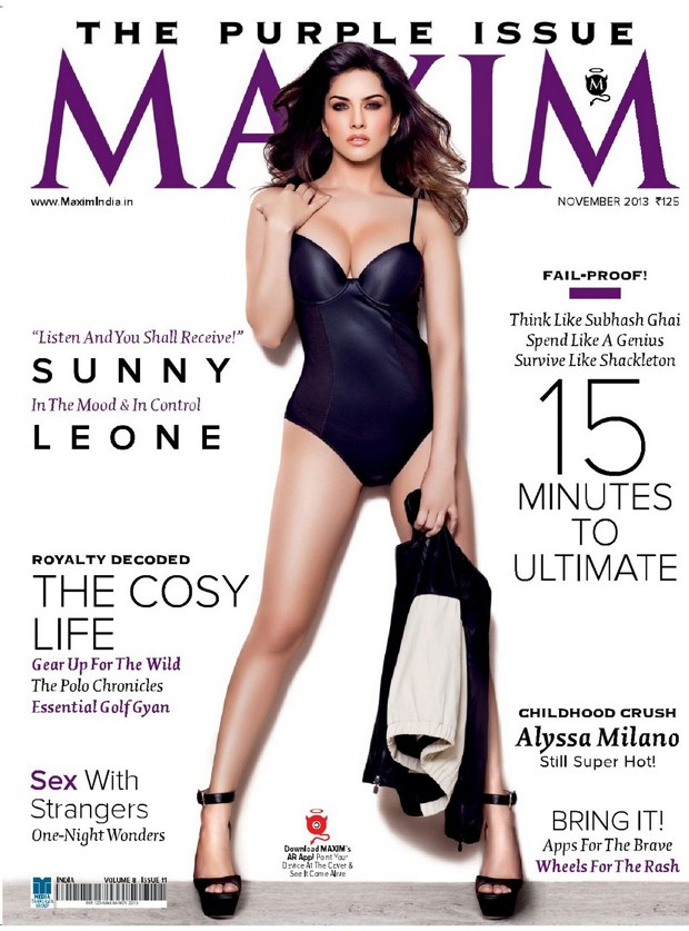 Bollywood Heroines on Maxim Magazine Cover Page - Photos ...