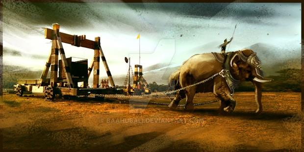 Baahubali,telugu movie Baahubali,Sets from Baahubali Movie,Extraordinary Sets from Baahubali Movie,Baahubali pics,Baahubali stills,Baahubali photos,Baahubali movie pics,Baahubali movie stills,Baahubali movie images