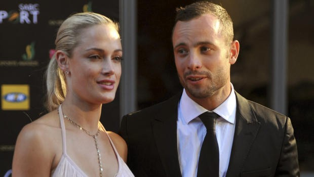 Oscar Pistorius with Reeva Steenkamp. Here is a hypothetical take on whether the Oscar Pistorius saga would have won Oscars 2014's Best Picture if the story appeared in theaters instead of news channels.