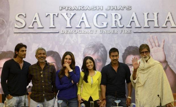 Satyagraha (Facebook/Satyagraha)