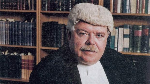 District Judge G.W. Neilson