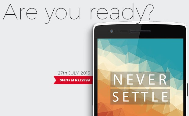 Confirmed: Overcart To Sell Refurbished, Unboxed OnePlus One 16GB Starting At Rs.12,999 On 27 July