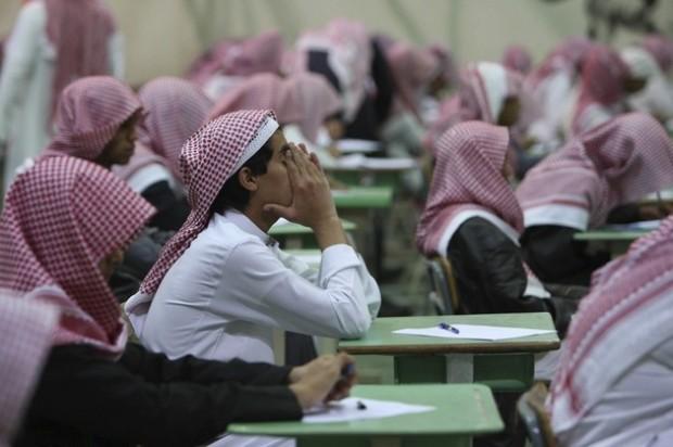 Saudi school