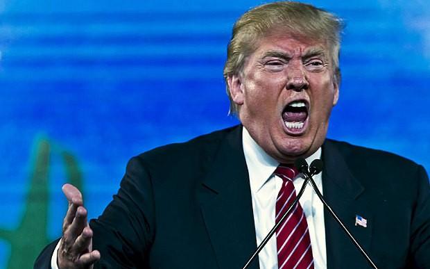 U.S. Republican presidential candidate Donald Trump.
