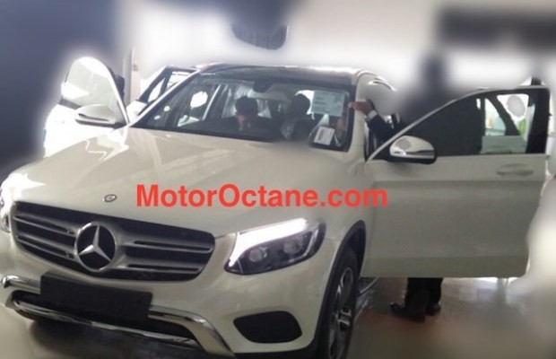 Mercedes-Benz GLC starts arriving at dealerships