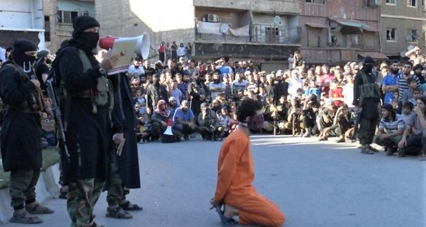 Isis Children Execution
