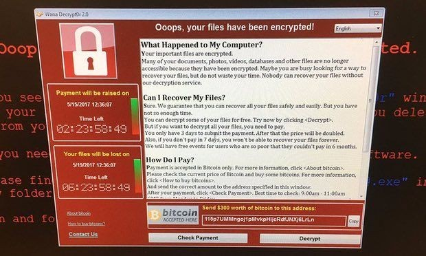 Has WannaCry hit LG's Korean service centers?