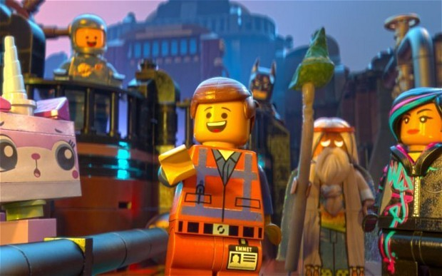 The Lego Movie (2014) Photo: Warner Brothers