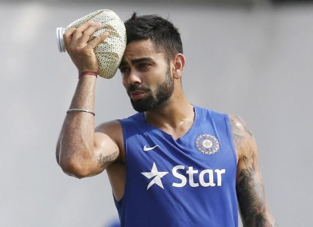 India Virat Kohli