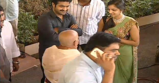 Ram Charan Teja's wedding