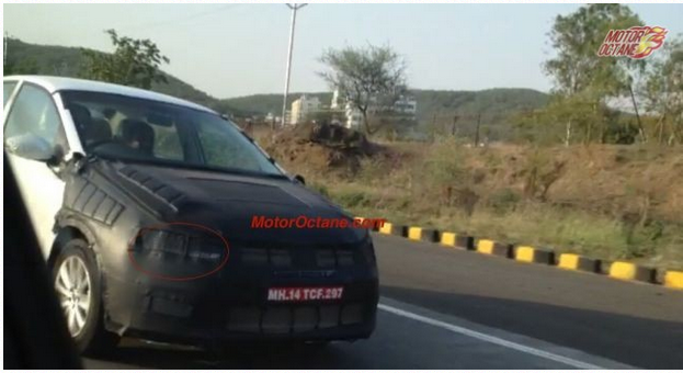 Volkswagen Vento Facelift to Feature DRLs: Report
