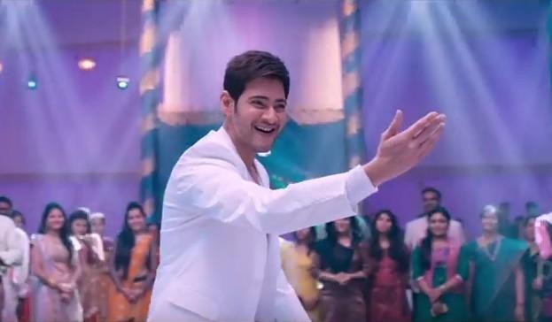 Mahesh Babu in Brahmotsavam teaser