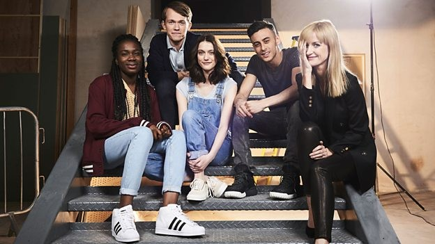 Cast of BBC's upcoming series 'Class'