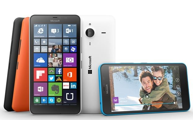 MWC 2015: Microsoft Launches Mid-range 4G-LTE Smartphones Lumia 640, XL; Price, Specifications