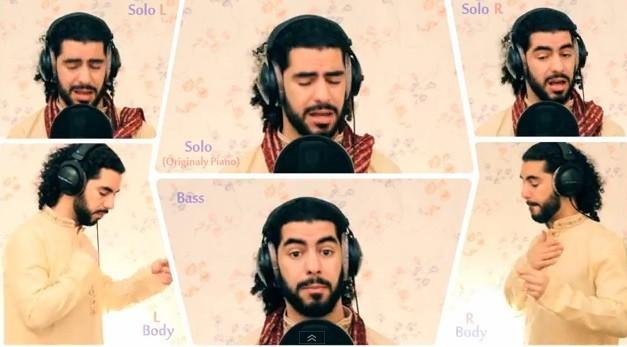 Alaa Wardi (Screenshot/YouTube)