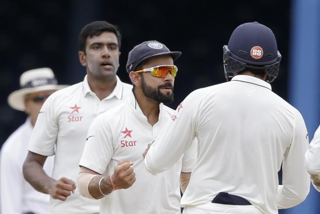 India beats New Zealand,India vs New Zealand,India beats New Zealand by 197 runs,Historic Win in 500thTest,500thTest,Ashwin,Ravichandran Ashwin,500th Test match,Virat Kohli,virat kohli captain