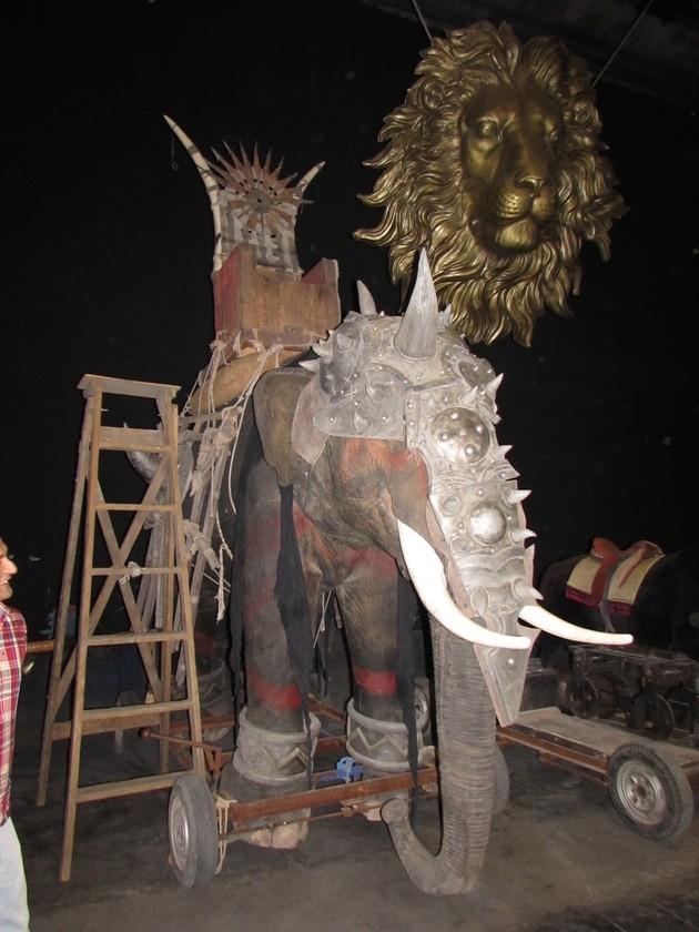 Baahubali Movie Sets Images,Baahubali,telugu movie Baahubali,tamil movie Baahubali,Baahubali om the set,Prabhas,Rana Daggubati,Anushka Shetty,Tamannaah,S. S. Rajamouli