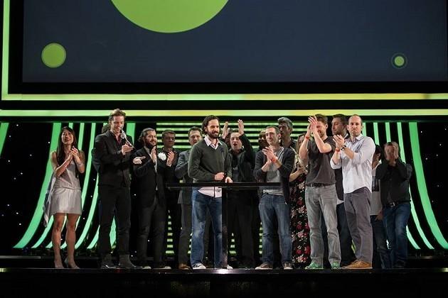 2014 DICE Awards