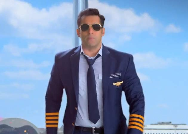 Salman Khan in 'Bigg Boss 8'