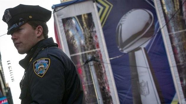 NY City Cop/Reuters