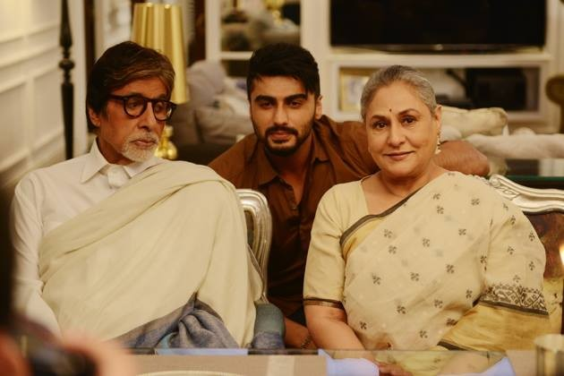 Amitabh –Jaya's Special Appearance in Kareena –Arjun Starrer 'Ki and Ka'