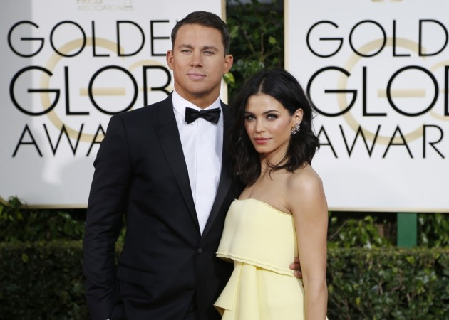 Channnig Tatum and Jenna Dewan-Tatum