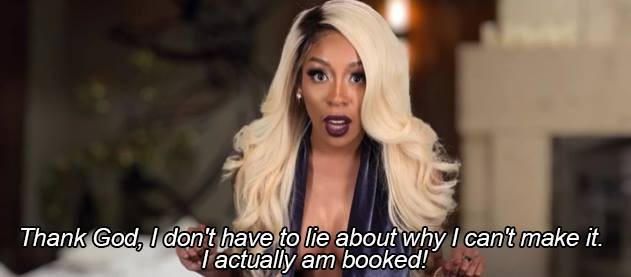 "K Michelle reveals that ""Love and Hip Hop Atlanta"" is staged"