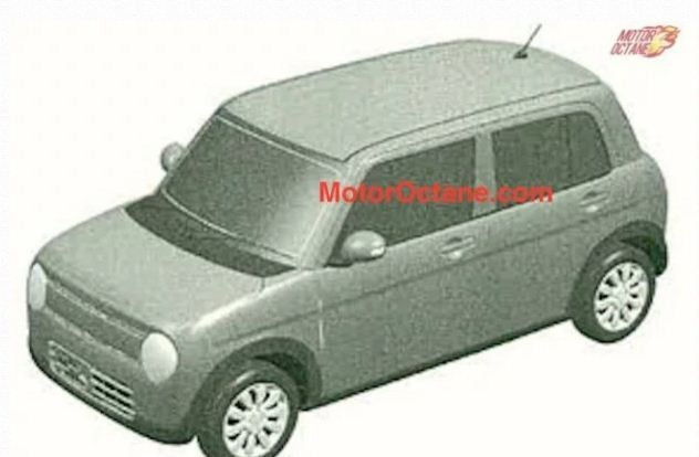 Maruti Suzuki all-new small car image leaked