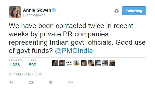 Anne Gowen tweet