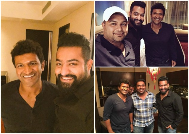 Junior NTR with Chakravyuha team
