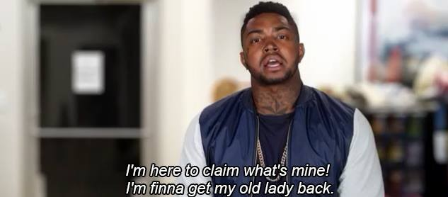 Scrappy will take Tammy's advice to get Bambi back