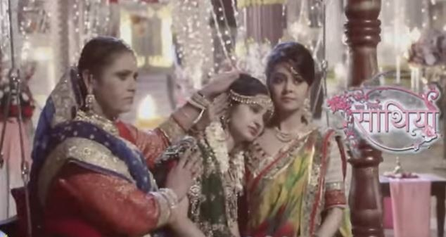 Saath Nibhaana Saathiya set haunted?