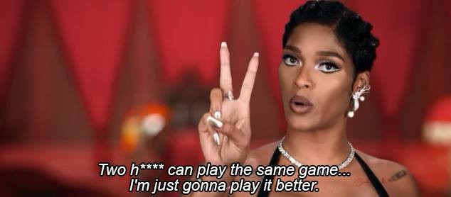 Joseline seems to be on a hate rampage in Season 5 of