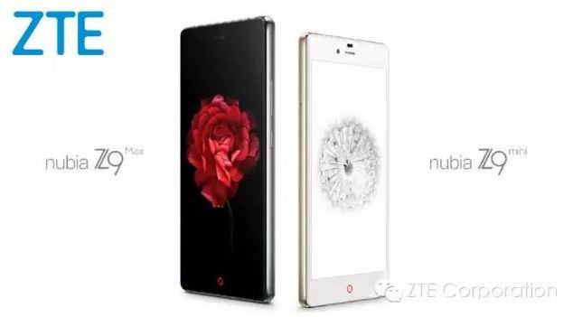 ZTE Launches Nubia Z9 Max, Z9 Mini with 64-bit Class Snapdragon Octa-Core SoC; Price, Specifications