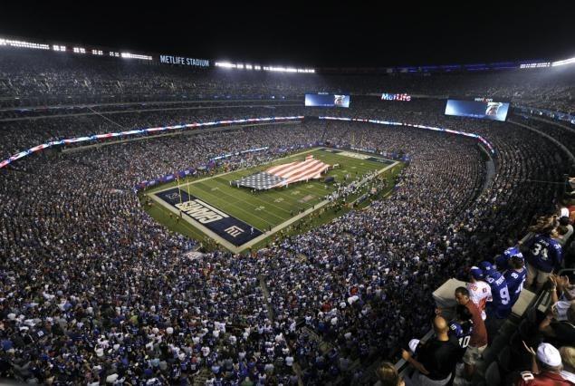 MetLife Stadium/Reuters File Pic