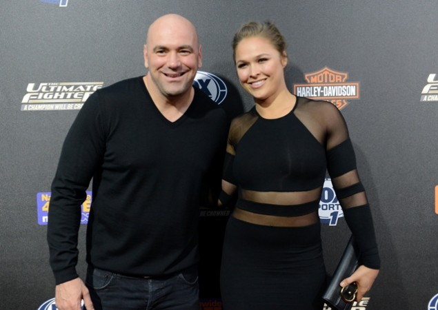 Rousey has refused to do media ahead of UFC 207