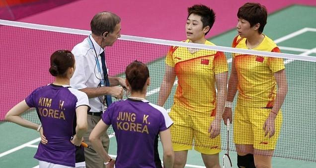 Olympic Badminton