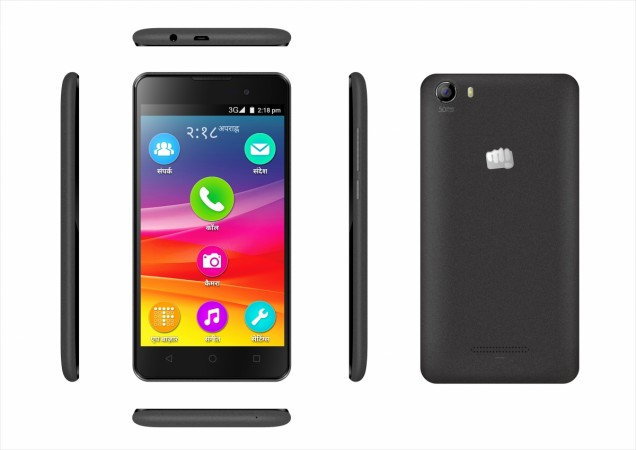 Micromax launches ultra affordable smartphone Canvas Spark 2 in India