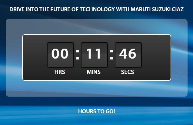 Maruti Suzuki Ciaz SHVS Hybrid India Launch Live