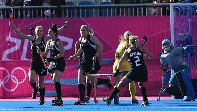 New Zealand Brush Aside Australia in Olympic Opener